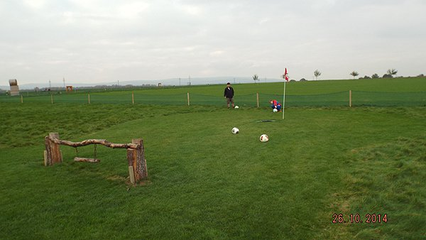 Soccergolf 2014